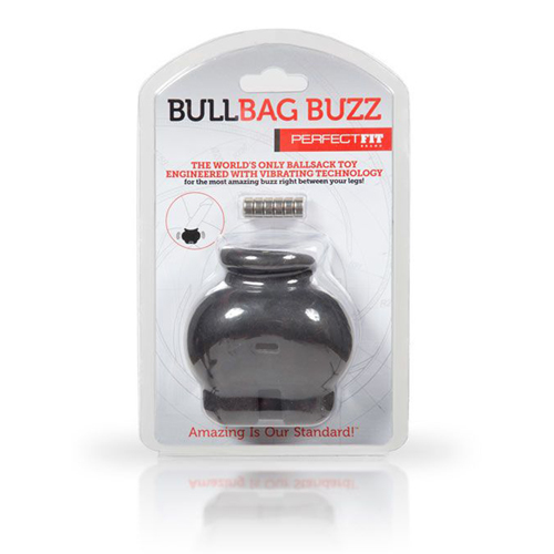 Bull Bag Buzz - Zwart