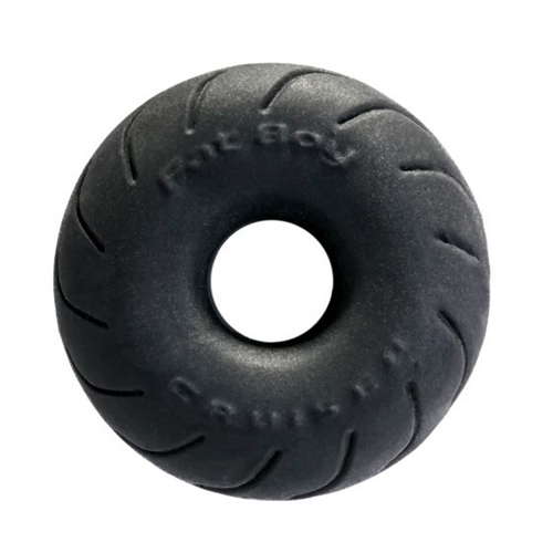 SilaSkin Cruiser Ring 2.5 - Zwart