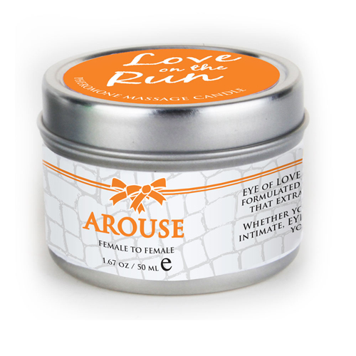EOL PHR CANDLE MASSAGE 50ML FEM/FEM - AROUSE image