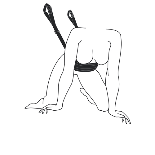 Doggy Style Position Strap