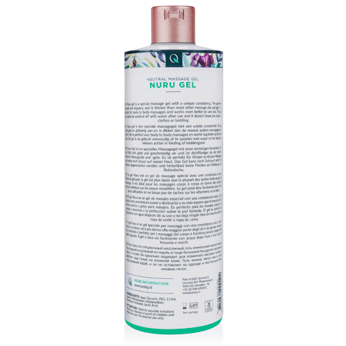 Exotiq Nuru Gel - 500 ml