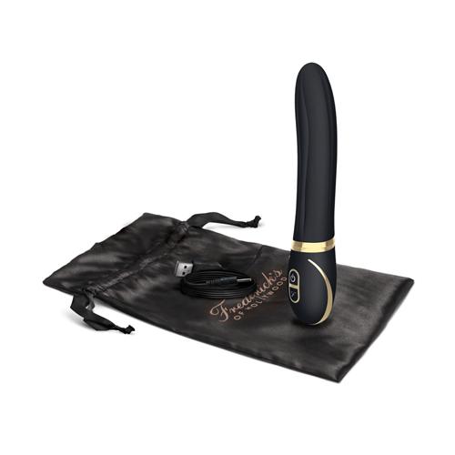 rechargeable_vibrator_-_black
