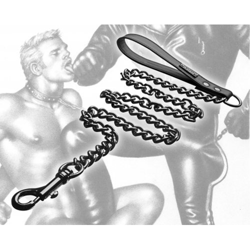 Tom Of Finland Metalen Ketting