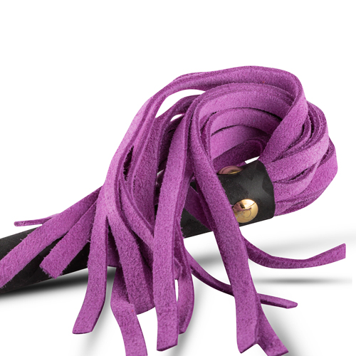 Velvet Pleasure Mini Flogger