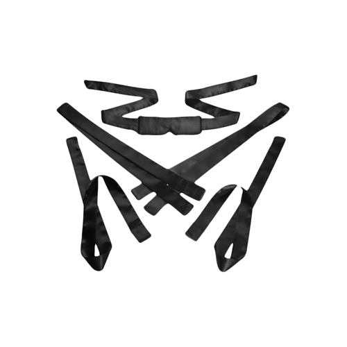 5_delige_bondage_set_satijn_-_black