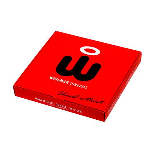 Wingman - Dunne condooms - 12 stuks