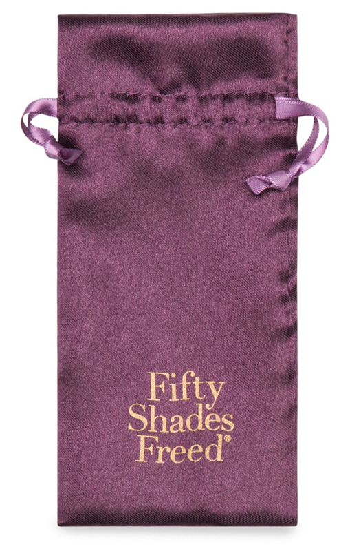 Fifty Shades Freed Metalen Cock- En Balring