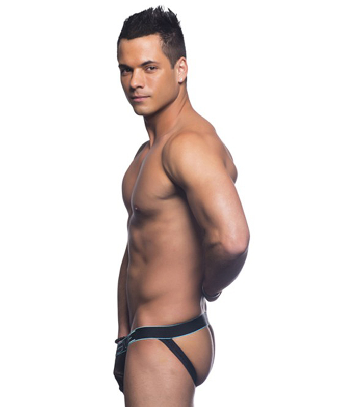 Massive Sheer Sparkle Jockstrap