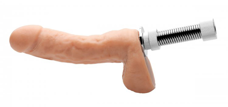 Sexmachine Dildo Adapter/Opzetstuk