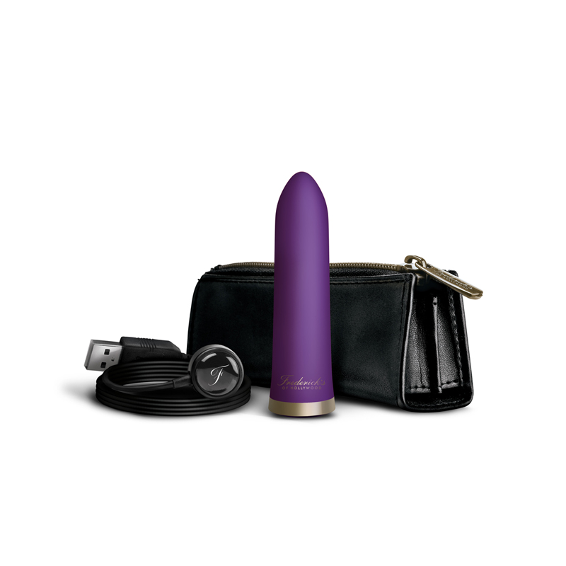 Star Power Bullet Vibrator - Paars