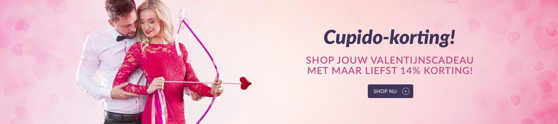 Lingerie voor Valentijn online kopen