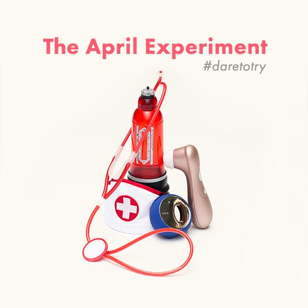 April Experiment week 4