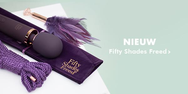 Nieuw Fifty Shades Freed