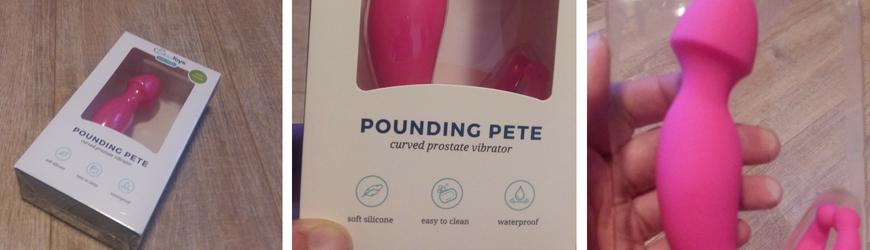 pounding pete