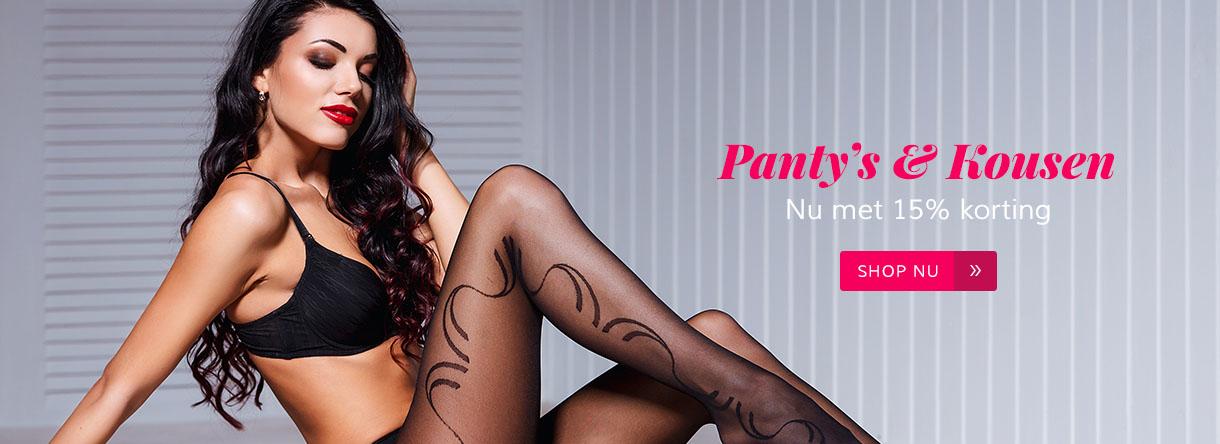 Panty's en kousen