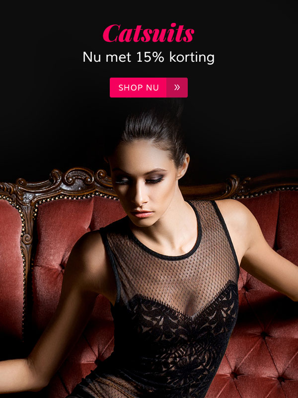 Catsuits 15% Korting