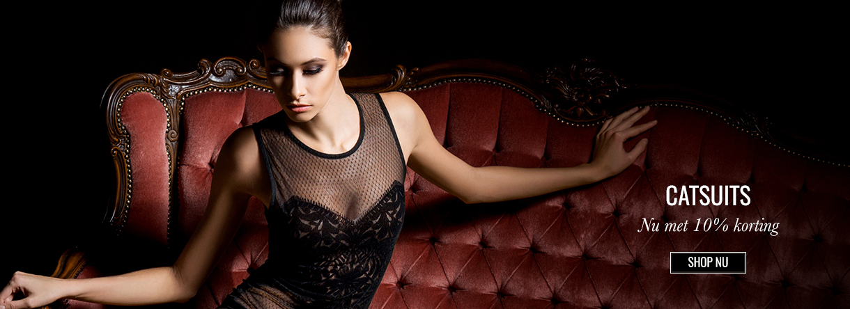Catsuits 10% Korting