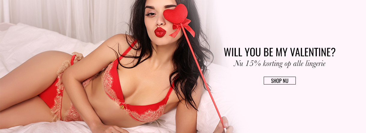 15% Valentijnskorting Op Alles