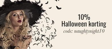 Halloween Korting