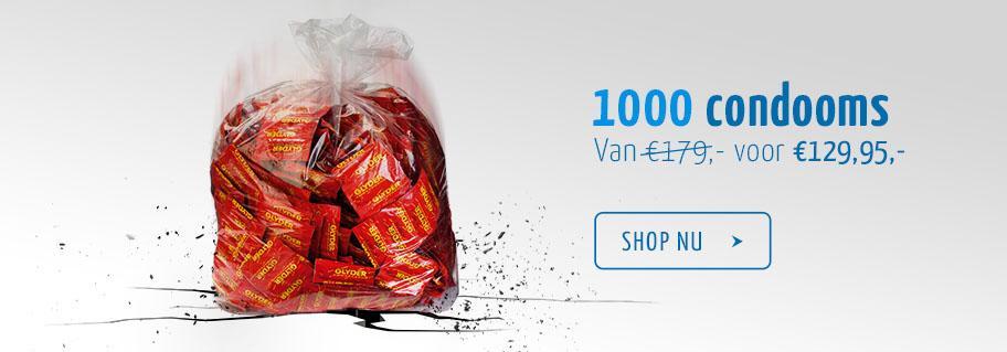 1000 Condooms