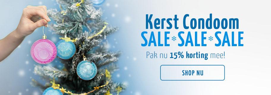 Kerst Sale 10% korting