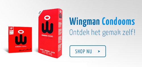 Wingman condooms kopen