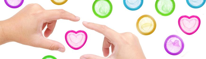 Leer alles over condooms