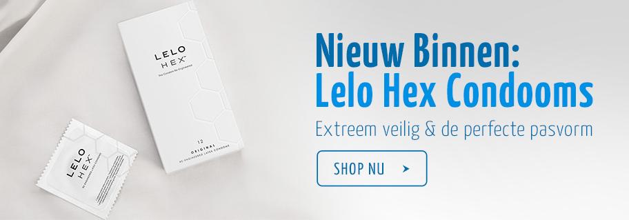 Lelo Hex Condooms