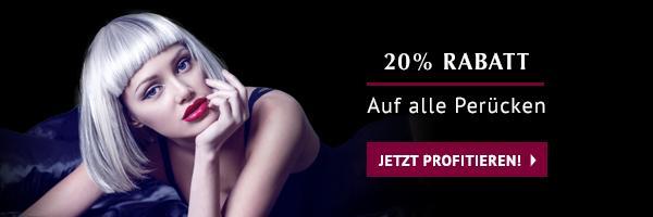 20% Perücken