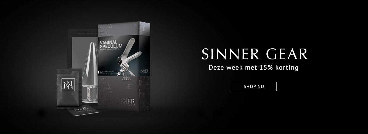 Sinner Gear - 15% korting