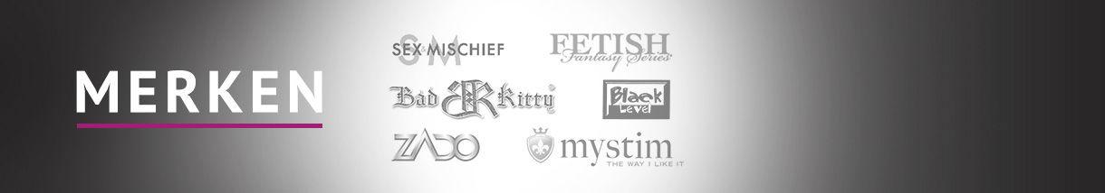 Merken BDSMStore vind alle merken sextoys online