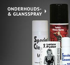 Onderhoudsspray en glansspray