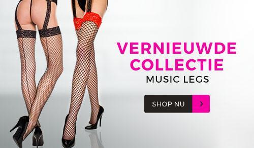 Nieuw: Music Legs