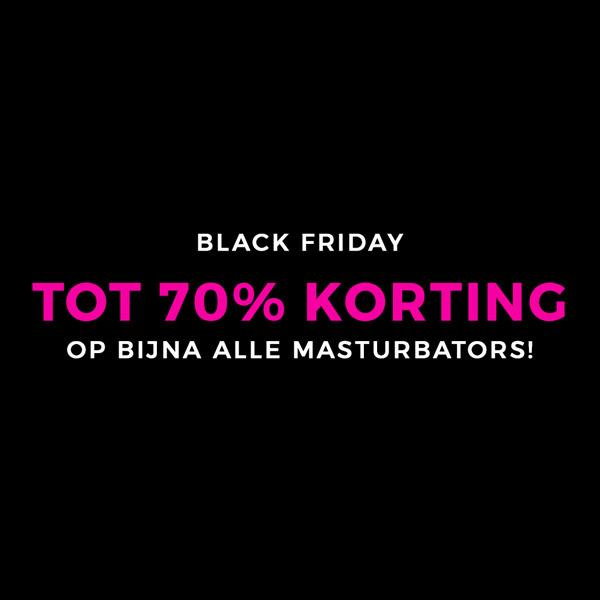 Black Friday Masturbators