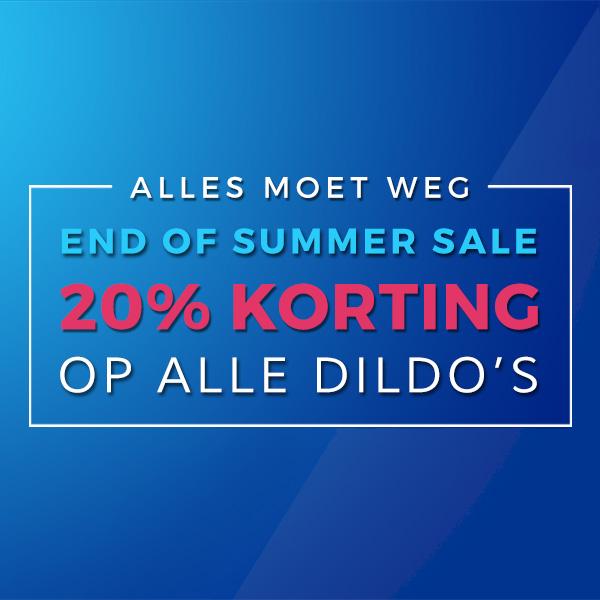 EOSS Dildo's