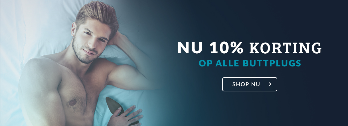 10% Korting Buttplug Collectie