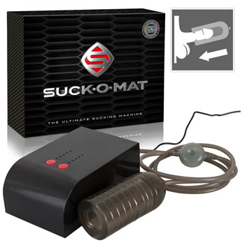 Suck-O-Mat blowjob machine