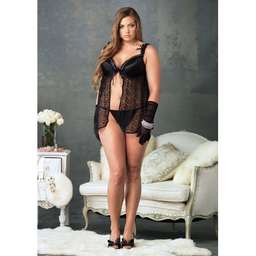 Sexy Grote Maten Lingerie