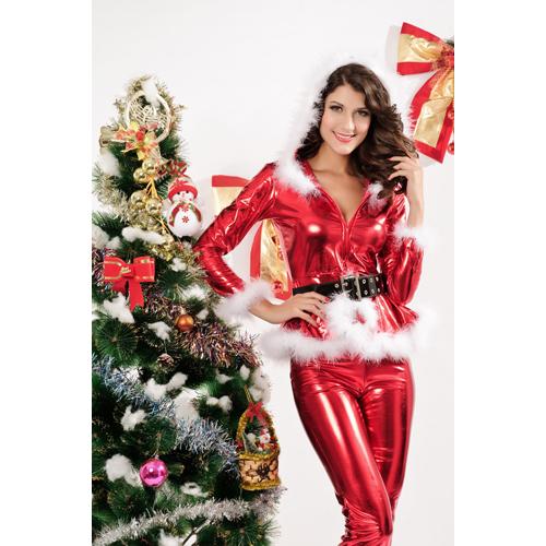 Kerst Lingerie Ideeën