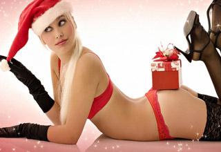 Kerst Seksstandjes