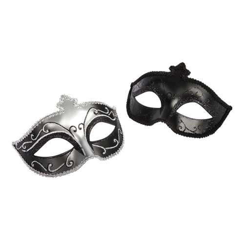 Leren Maskers