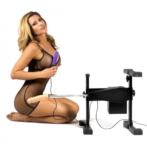 De opkomst van sexmachines
