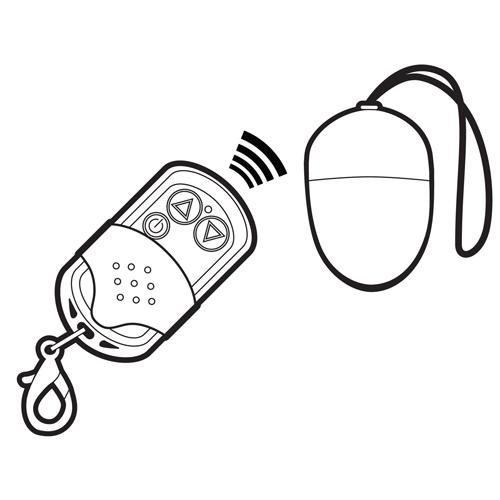 Hoe werkt een vibrerend ei?