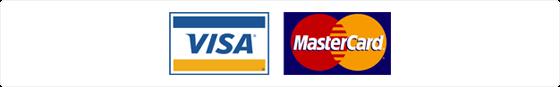 Visa en Mastercard