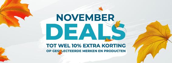 November Deals