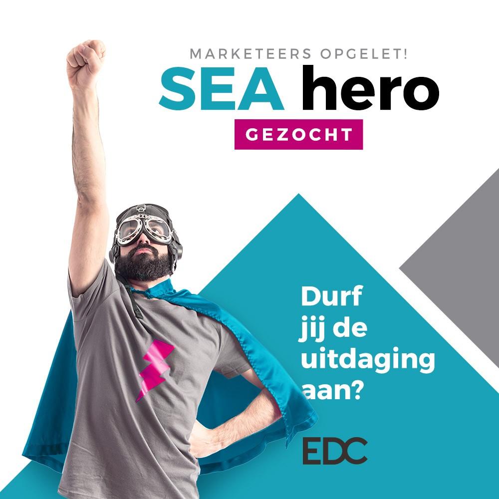 EDC zoekt een sea specialist